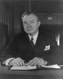 Robert Jackson, circa 1945
