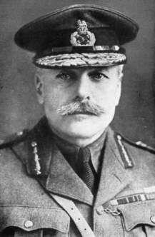 Douglas Haig, de Britse opperbevelhebber aan het westelijk front