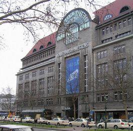 Kaufhaus des Westens in Berlijn - Foto: CC