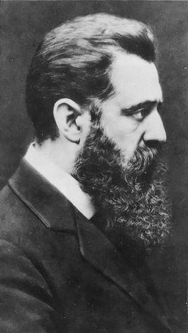 Theodor Herzl, vader van het zionisme