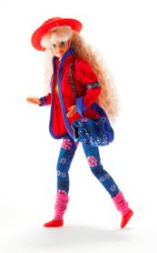 1989 Barbie United Colors of Benetton - Foto: Tassenmuseum Hendrikje