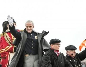 Huub Stapel als de Prins van Oranje - Foto: 200 jaar Koninkrijk / Jeroen van der Meyde