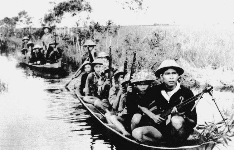 Vietcong, 1966 - Foto: Wiki