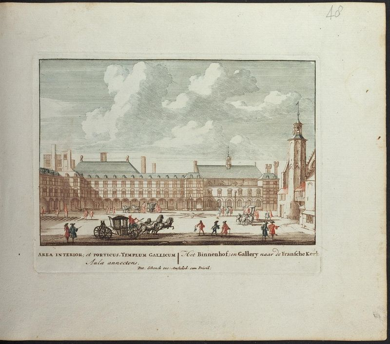 Vroege kleurendruk, 1694-1697 (KB)