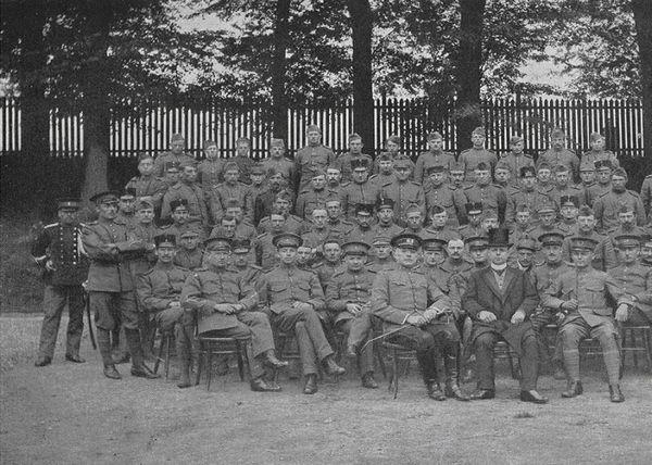 1916: 'het tijdperk van het blonde beest'