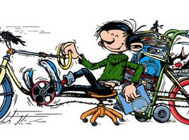 Jarige Guust Flater geëerd met Google Doodle