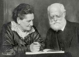 Karl en Luise Kautsky (IISG)