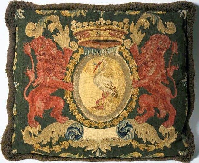 Magistraatskussen, tweede helft 17de eeuw – Haags Historisch Museum
