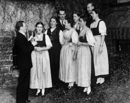 Trapp Family Singers in 1941