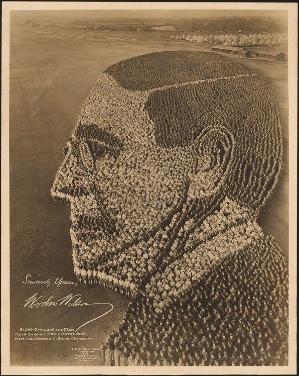 Woodrow Wilson - Arthur Mole