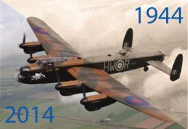Lancaster flypast