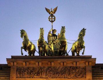 Quadriga op de Brandenburger Tor - Foto: CC