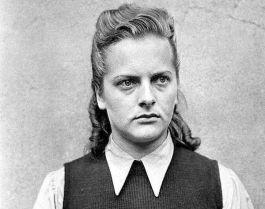SS-kampbewaakster Irma Grese