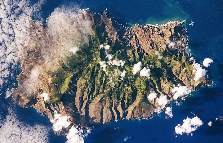 Sint Helena (NASA)