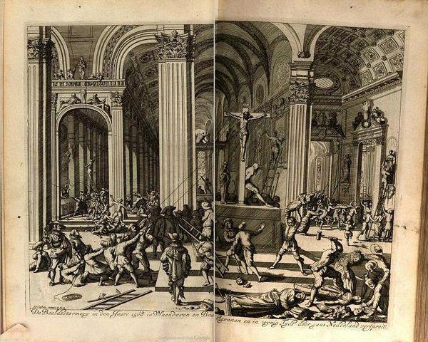 Hugo de Groot was te kritisch over Opstand tegen Spanje