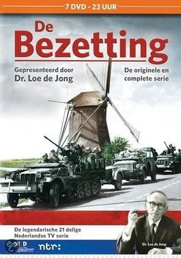 'De Bezetting' - dvd-box, 23 uur film