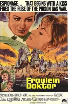 Fräulein Doktor de film