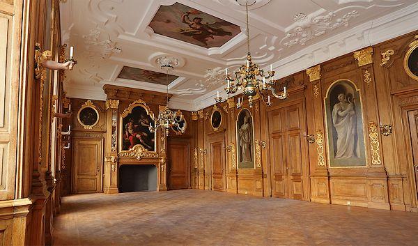 Gouden Zaal van het Mauritshuis (Ivo Hoekstra/Mauritshuis)