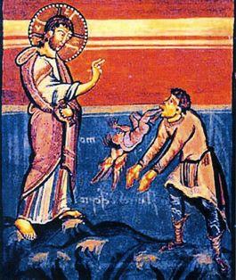 Jezus en de 'dwaas van Gerasa'