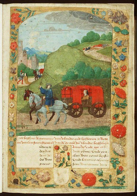 Anthonis de Roovere, Kroniek van Vlaanderen, ca. 1500-1510