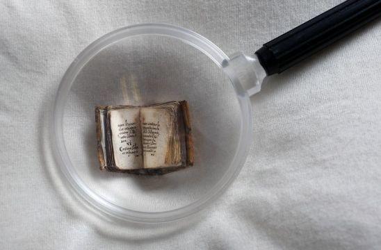 Miniatuurhandschrift met 48 wonderen, ca. 1540