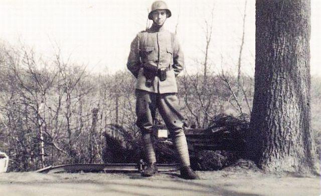 Soldaat Blankenstein (foto: nimh-beeldbank.defensie)