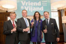 De samenwerking werd vrijdag officieel getekend in Hotel de Wereld in Wageningen