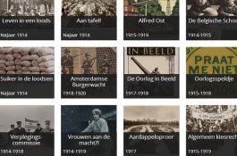 Eerste Wereldoorlog in Amsterdam