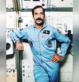 Wubbo Ockels als astronaut (NASA)