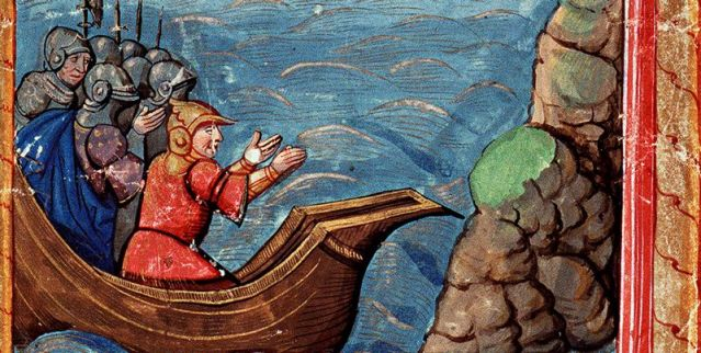 Pompeius onthoofd -  ca. 1510-1514