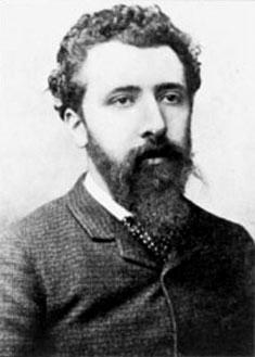 Georges Seurat in 1888