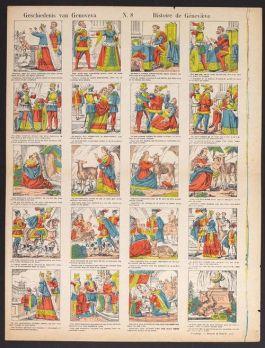Geschiedenis van Genoveva - Boerma