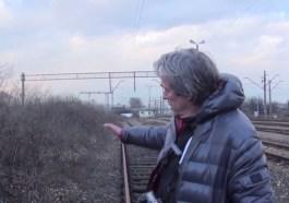 Hans Citroen bij de Judenrampe (Still YouTube)