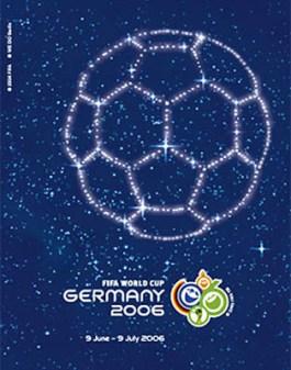 WK Voetbal van 2006 in Duitsland