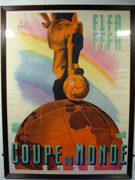 WK Voetbal van 1938 in Frankrijk