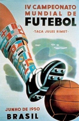 WK Voetbal van 1950 in Brazilië
