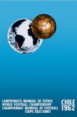 WK Voetbal van 1962 in Chili