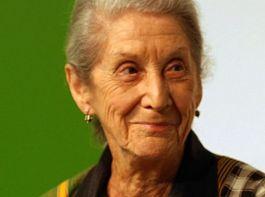Nadine Gordimer in 2010 - cc