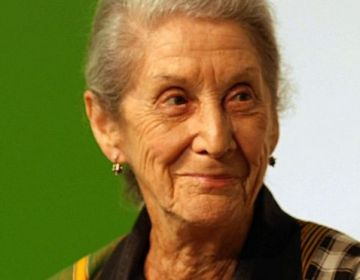 Nadine Gordimer in 2010 - cc