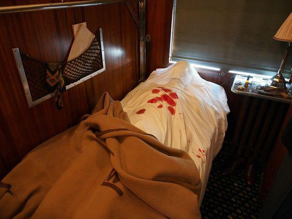 'Lijk' in het slaaprijtuig van Wagons-Lits - Arjan den Boer