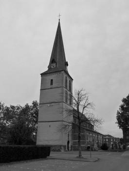 Martinuskerk in Eijsden