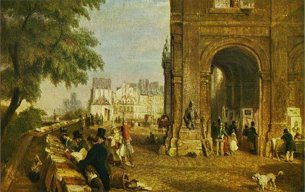 Parijs in de negentiende eeuw (William Parrott)