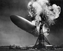 Ramp met de Hindenburg, 1937