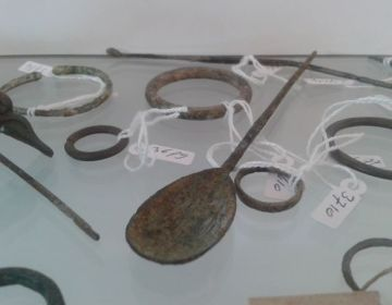 Romeinse vondsten die in Utrecht zijn gedaan (Ester Smit)