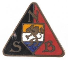 Embleem van de NSB