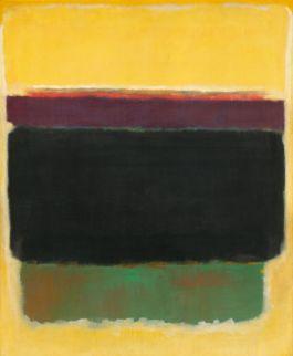 Mark Rothko Untitled 1949. National Gallery Washington