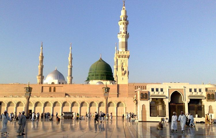 Moskee van de Profeet - cc