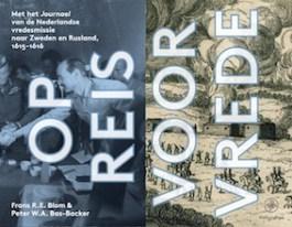 Op reis voor de vrede - Peter Bas Backer & Frans Blom
