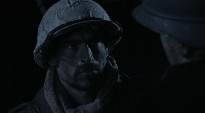 Still uit de film Patria over Arthur Knaap (patriathefilm.com)