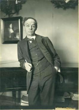 Alphons Diepenbrock in 1912